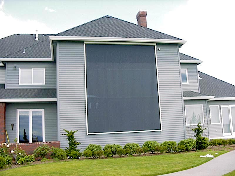 Residential Sunshades