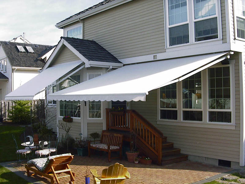 Retractable Awnings Waagmeester Canvas Products
